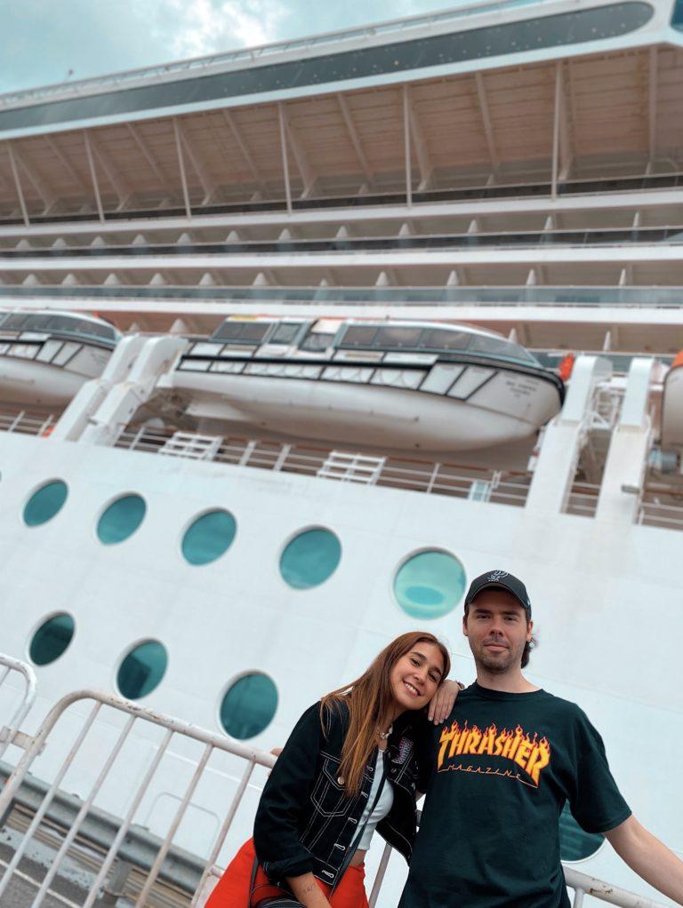 Conocimos un crucero MSC