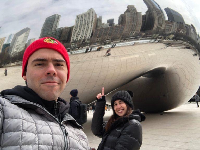 Cloud Gate, mercurio líquido en el corazón de Chicago