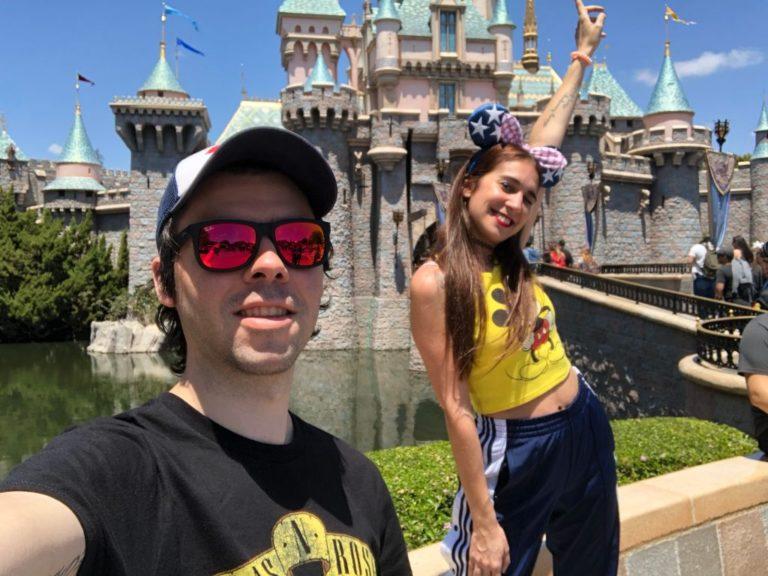 Disneyland California, el primer parque de Disney