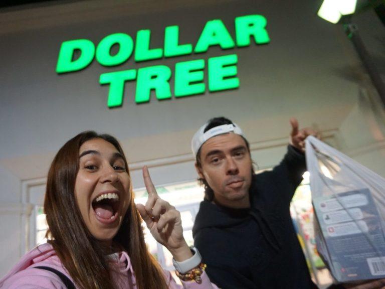 Dollar Tree, la tienda de todo por 1 dólar