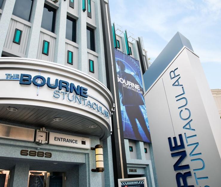 Nuevo espectáculo en Universal Studios Florida
